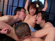 Groped And Toyed By Old Men