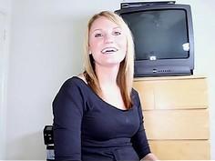 POVLife  Blonde Girlfriends First Sex Tape