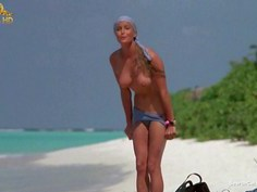 Bo Derek nude and sexy in Ghosts Can't Do It
