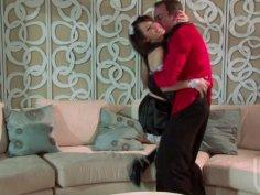 Mature landlord eats fabulous house cleaner Jenna Presley
