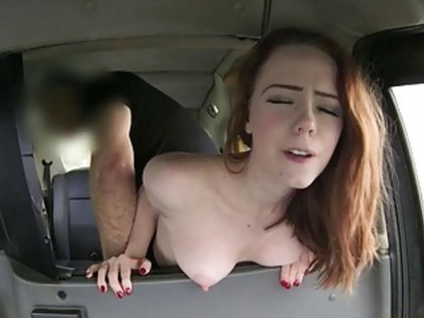 Fisheye View Of Sultry Cam Red Haired Pounds Her Male 1