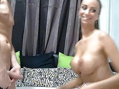Hot Euro Couple Fuck On Webcam And 69