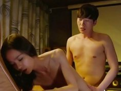 Sweet Korean babe yearns for some good old pussy pounding