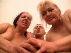 Cock hungry Juliana Elizabeth dreams about a hot and splendid threesome