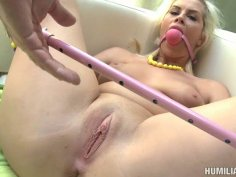 Freaky sadomazochistic pleasures for Tara Lynn Foxx