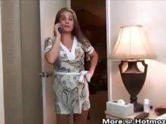 Hotmoza.com - Mother Discipline her Son