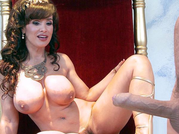 Lisa Ann Goddess Of Big Dick Porn Pics