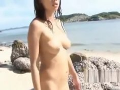 Adorable Hot Japanese Girl Banging