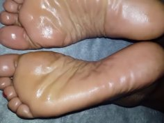 Sole splash on my chichi beautiful soft soles
