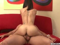 Samantha's epic sexy time